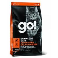 GO! Skin + Coat Lõhega Kuivtoit Kassile & Kassipojale 1,4kg