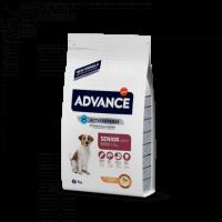 Advance Mini Senior Chicken and Rice koeratoit kana ja riisiga väikestele koertele alates 8-st eluaastast, 3kg