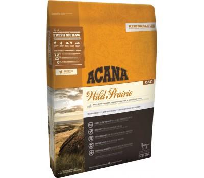 Acana Wild Prairie CAT & KITTEN - teraviljavaba toit kanalihaga igas vanuses ja igat tõugu kassidele, 340 g Kassitoit (kuivtoit)