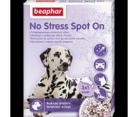 Beaphar No Stress Spot on Dog rahustava toimega eeterlike õlide tilgad koertele, 3x0,7ml