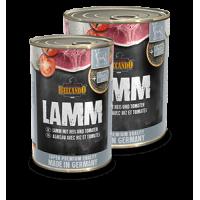 Belcando Lamb/Rice konservid lambaliha, riisi ja tomatiga täiskasvanud koertele, 6x800g