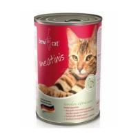 Bewi CAT VENISON konserv ulukilihaga täiskasvanud kassidele, 6x410g