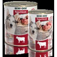 Bewi Dog Rich in Beef konserv täiskasvanud koertele veiselihaga, 6x400g
