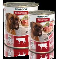 Bewi Dog Rich in Tripe lihakonserv täiskasvanud koertele, 6x400g