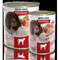 Bewi Dog Rich in Veal konserv täiskasvanud koertele veiselihaga, 6x400g