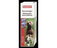 Beaphar Ear Cleaner kõrvapuhastusvahend koertele, kassidele ja teistele koduloomadele, 50ml
