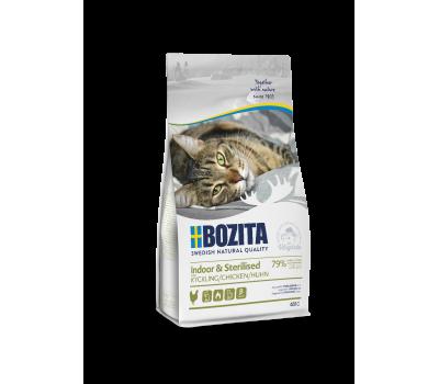 Bozita Indoor & Sterilised kassisööt 400g