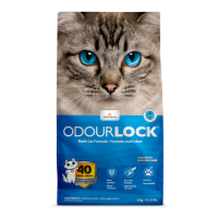 Intersand OdourLock Unscented - naturaalne aromatiseerimata ultra preemium paakuv kassiliiv, 6 kg