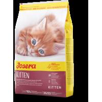 Josera Kitten täistoit kassipoegadele (kuni 1a) ning tiinetele ja imetavatele emakassidele, 400 g