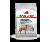 Royal Canin Medium Dental Care täissööt tundlike hammastega koertele, 3kg