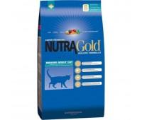 Nutra Gold Holistic Indoor Adult Cat - kanaga täissööt tubastele kassidele, 1 kg