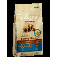 Planet Pet Society täistoit kutsikatele kanalihaga 3 kg