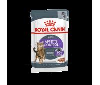 Royal Canin Cat Appetite Control Loaf täisväärtuslik toit - pasteet täiskasvanud kassidele, 12x85g