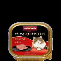 Animonda vom Feinsten Senior loomaliha konservid kassidele alates 7 eluaastast, 32x100 g