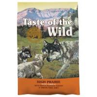 Taste Of The Wild High Prairie teraviljavaba kuivtoit kutsikatele pühvli- ja hirvelihaga, 2kg