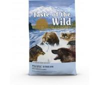 Taste of the Wild Pacific Stream  teraviljavaba kuivtoit lõhega igat vanuses koertele, 2 kg