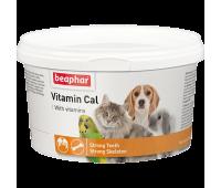 Beaphar Vitamin Cal söödalisand koertele, kassidele, närilistele ja dekoratiivlindudele, 250g