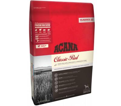Acana Dog Classic Red teraviljavaba toit igas vanuses ning suuruses koertele, 340g Koeratoit (kuivtoit)