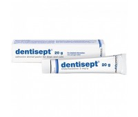 Hambapasta dentisept 20g