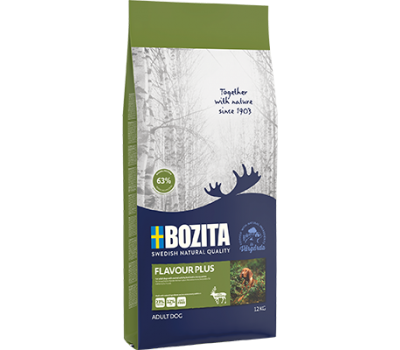 Bozita Flavour Plus koeratoit 12kg