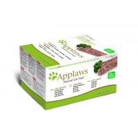 Applaws kassi pasteet valikp.kana/lammas/lõhe 100g n7
