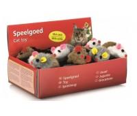 Beeztees kassi mänguasi hiir kõristiga n24