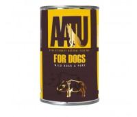 Aatu koera konserv metsiga/siga 400g
