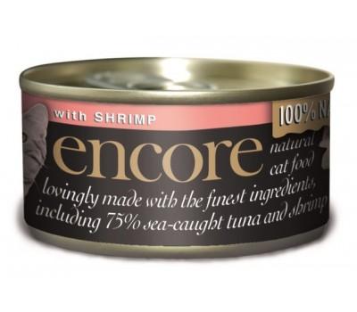Encore kassi konserv tuunikala/krevett 70g n1