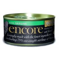 Encore kassi konserv tuunikala/sardiin 70g n1