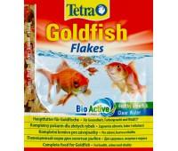 Tetra kalade täissööt goldfish flakes 12g