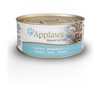 Applaws kassi konserv tuunikala 70g n1