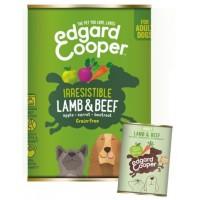 Edgard cooper koera konserv lamb/beef 400g