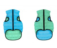 Collar koera vest airyvest lumi s 40cm roheline/sinine