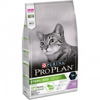 Pro plan kassi täissööt steril.kalkun 1,5kg