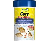 Tetra kalade täissööt cory shrimp wafers 100ml