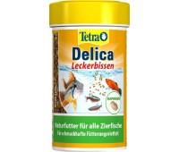 Tetra kalade täiendsööt delica daphnia 100ml