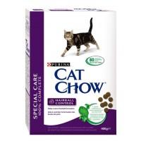 Chow kassi täissööt karvapallivast.0,4kg
