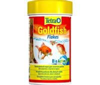 Tetra kalade täissööt goldfish flakes 100ml
