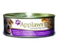 Applaws koera konserv kana/sink/juurvili 156g n1