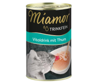 Miamor -  jook tuunikalaga täiskasvanud kassidele, 135ml